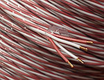 Pulsar Cu II OCC copper 75 ohm coaxial cable