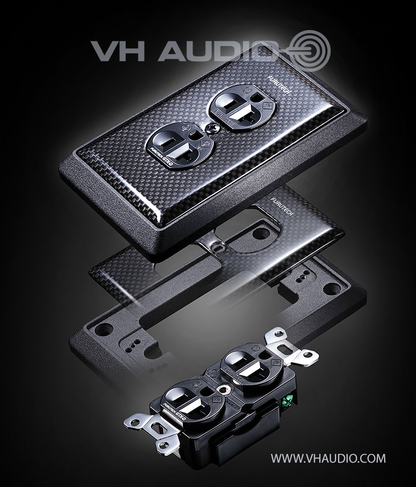 AC Power Outlets - Furutech - Oyaide - Synergistic Research - VH Audio