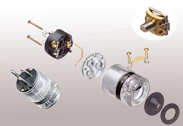 Furutech, Oyaide and WattGate AC Connectors - VH Audio