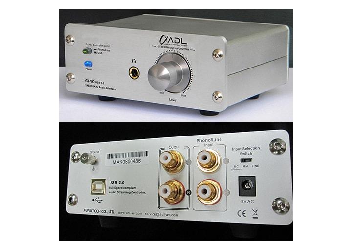 Furutech Gt40 Gt 40 Vh Audio