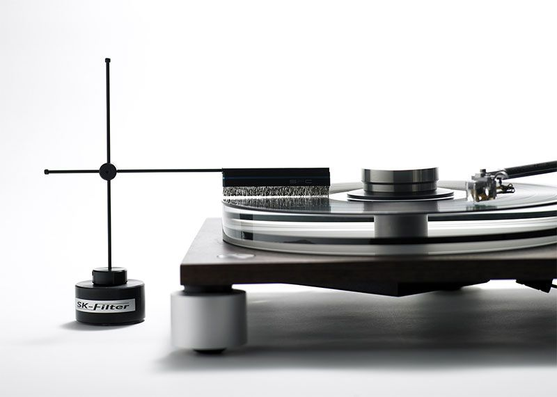Furutech Sk Filter Turntable lp Static Eliminator